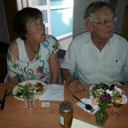 De heer en mevrouw de Boer juni 2017