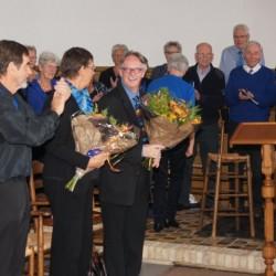 Applaus voor het koor